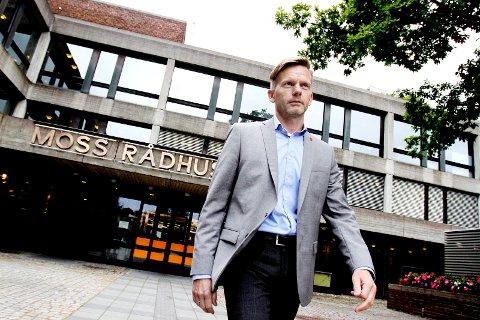 INNTRYKK: Tage Pettersen (H) sitter igjen med mange inntrykk etter møtet med sykehuset.