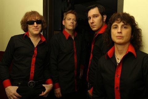 Bostonbandet Muck & The Mires er tilbake i Moss torsdag.