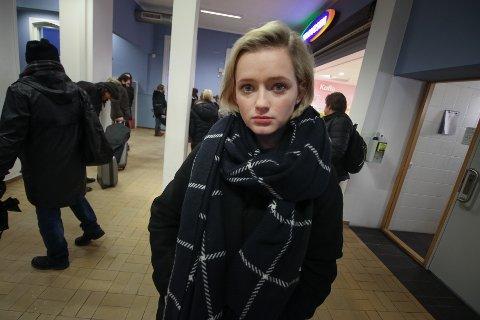 FARVEL: – Da alle andre partier hadde skjønt alvoret, forsto KrFU det ennå ikke, sier Julia Sandstø fra Vestby knappe to uker etter at hun meldte seg ut av Kristelig Folkeparti.