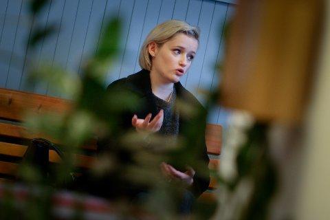 TIL HØYRE: Tidligere KrF-politiker, Julia Sandstø fra Vestby, har meldt seg ut av partiet på grunn av partiets håndtering av hennes #metoo-sak. Nå melder hun overgang til Høyre.