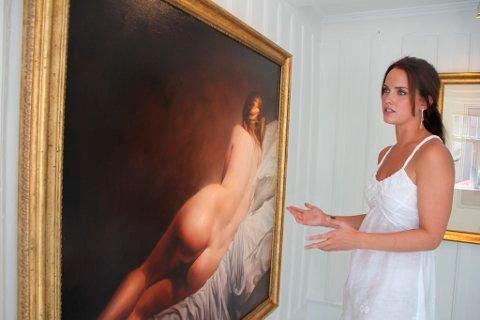 UTSTILLING: Kaja Norum åpner utstilling i Galleri Soon.
