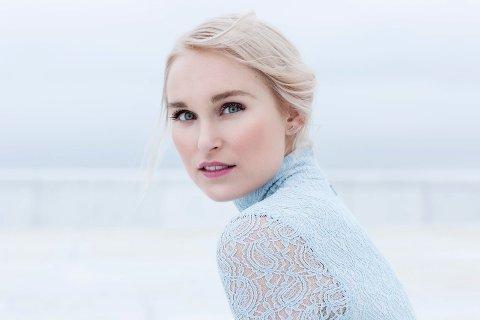 TIL RÅDE: Eva Weel Skram trio spiller på torsdag.