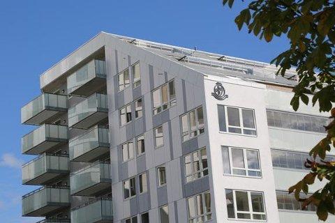NED: Salget av Obos-boliger har gått ned så langt i år samtidig som det settes i gang færre nybygginger.