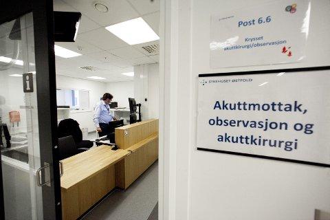 Øker: Mer penger til sykehus og kommuner gir bedre pasientbehandling.