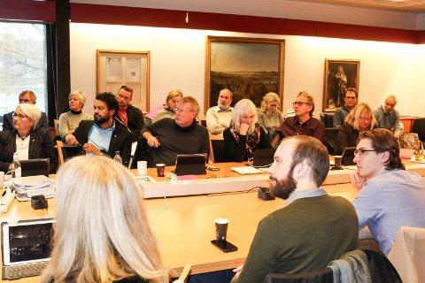 NEI: Moss formannskap ønsker ikke togparkering på Halmstad eller Kambo men er positive til Vestby-alternativet.