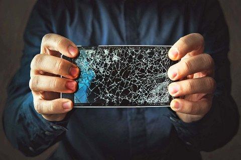 Vi er inne i måneden hvor vi ødelegger mobilen klart mest.