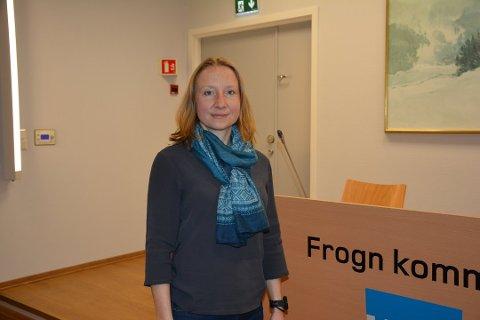 IKKE NOK: Kommunestyret i Frogn gjør ikke nok for å sikre håp for fremtiden, mener MDGs Linda Byström.