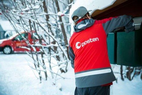 TRAVELT: Postbudene har sin desidert travleste tid. Derfor håper de så mange som mulig følger julevettreglene.