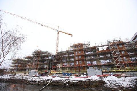 OPPGANG: Eiendom Norge tror boligprisene i Norge vil stige med tre prosent i 2019.