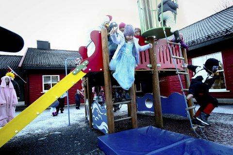 Premiss og ressurs: – En rekke forskningsrapporter viser at det er personalets kompetanse som er den viktigste faktoren for barnehagens kvalitet, skriver Silje Grønfoss.