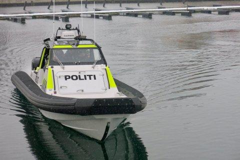 BÅT: Oslo politidistrikt har testet båten de skal kjøpe av Goldfish Boat i Son. Nå skal selskapet også levere båter til Beredskapstroppen.