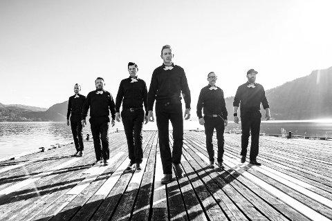 TURné: Vokalist i The Dogs Kristopher Schau regner konserten i Moss som en slags pilegrimsferd til rockebyen.