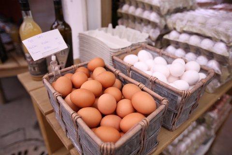 POP: Egg er populær mat for de fleste nordmenn.