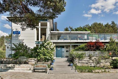 SOLGT: Fire stykker ville ha kloa i denne boligen.