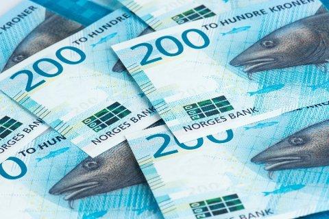 TILBAKE: De første får  igjen penger på skatten denne uka.