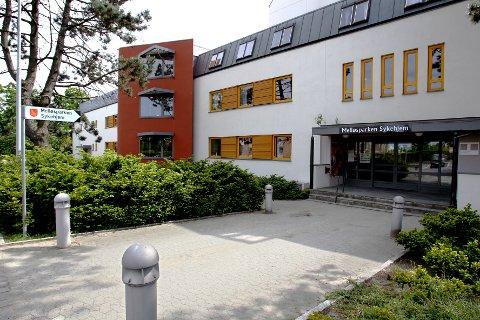 IKKE RÅD: Rådmannen i Moss har ikke funnet penger til leasing av buss ved Melløsparken sykehjem, slik at beboere kunne ha kommet seg på tur.