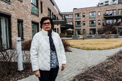 BEKYMRET: - Flertallet i Fellesnemdna tar ikke alvoret inn over seg når det gjelder behovet for sykehjemsplasser i nye Moss, sier Anne Bramo (Frp).