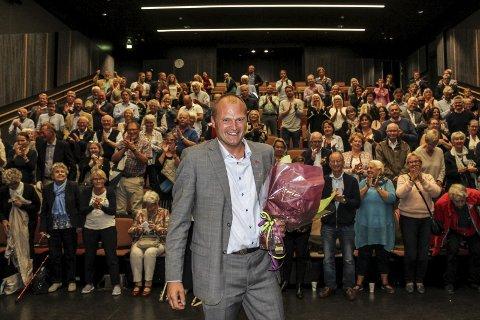 Med partiet bak seg:  Nyvalgt Høyre-leder Harald Fløgstad liker ikke måten Ny Kurs karakteriserer på. Foto: Mette Eriksen