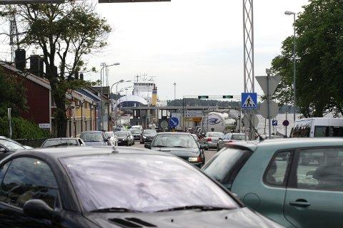 Flytt veien: – Når ny trase for Riksvei 19 skal bygges har Moss en mulighet til å bli kvitt den stadig økende biltrafikken med stillestående køer og miljøforsøpling som preger dagens bybilde, skriver Eirik Tveiten i denne kronikken.