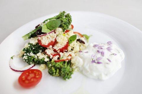 Endringer: Mindre kjøtt, mere plantekost