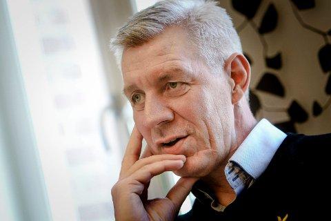 SER ALVORLIG PÅ HENDELSEN: Rektor ved Kirkeparken vgs. Lasse Thorvaldsen sier at skolen følger regelverket når det gjelder saker som blir omtalt som 9-A-saker. Arkivfoto.
