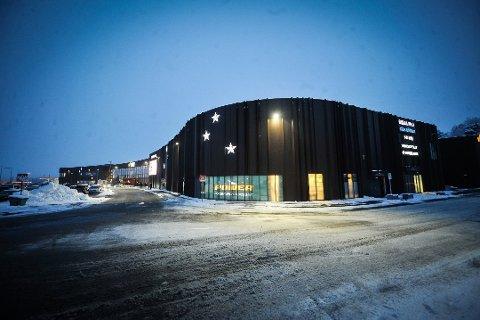 STOR-GEVINST: Vinnerloddet ble kjøpt på Vestby Storsenter.