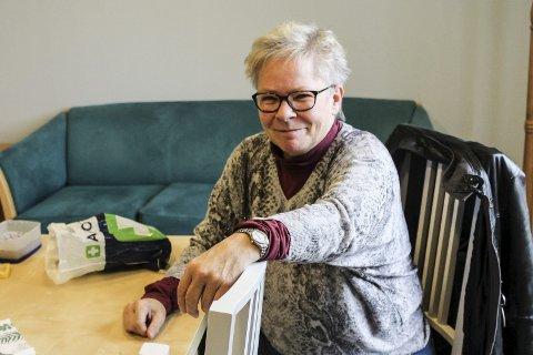 DAGENS NAVN: Anne Pernille Rudi (64), koordinator i hukommelses-teamet i Moss kommune.