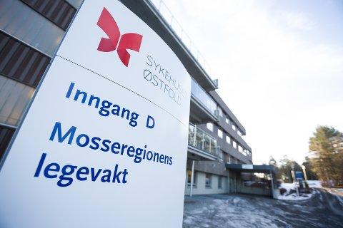INFLUENSATOPP: Moss legevakt har den siste uken merket spesiell økt pågang av pasienter med influensa, og influensatoppen ser ut til å nærme seg.
