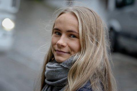 Emilie Mikalsen (25) fikk hjertetransplantasjon da hun var åtte år gammel.