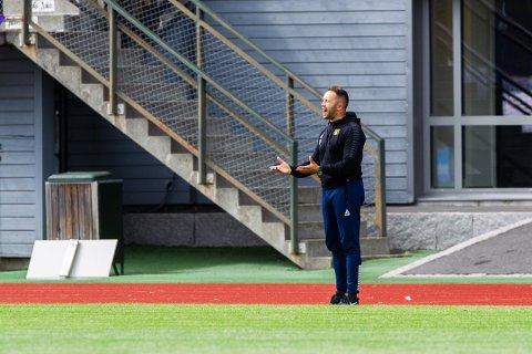 KLAR FOR SESONGSLUTT: MFK-trener Marijo Jovic vil revansjere bortetapet mot Sola med seier mot Levanger lørdag – i sesongens siste kamp.