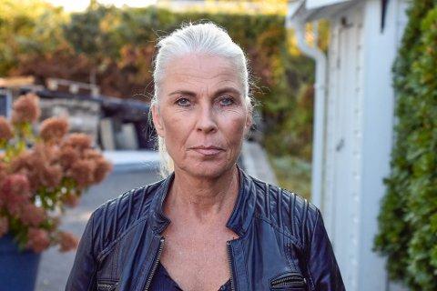 – SKREMMENDE: Nina Vctoria Høye beskriver hendelsen søndag kveld som skremmende.