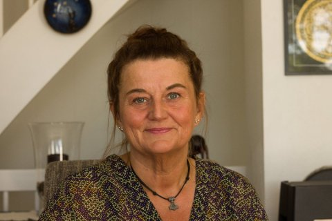INVITERT: Monica Nerland er invitert til Skaugum for å ta del i gjestebud med kronprinsparet.