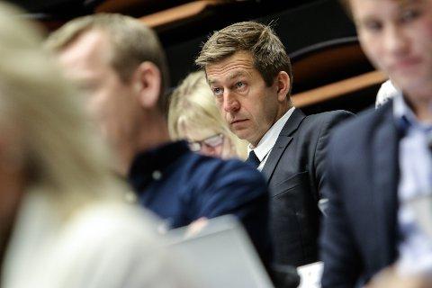 SAKSORDFØRER: Finn-Erik Blakstad (V) jobber for bredest mulig politisk enighet om Vikens to NTP-innspill.