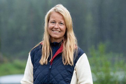 UTE: Vibecke Garnaas fra Moss vinner ikke Farmen. Hun ble slått ut like før semifinalen.
