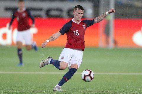 NETTKJENNING: Tobias Heintz har boikottet U21-landslaget, men tegner seg på scoringslisten for Kasimpasa.
