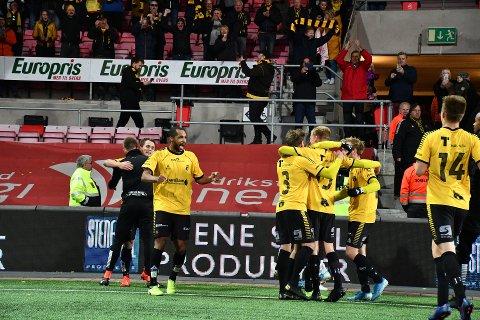 2020 NESTE: MFK skal som ventet til Fredrikstad stadion neste år også. I tillegg møter de blant annet Skeid og Tromsdalen.