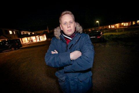 PÅ SV-LISTA: Tore Andersen.