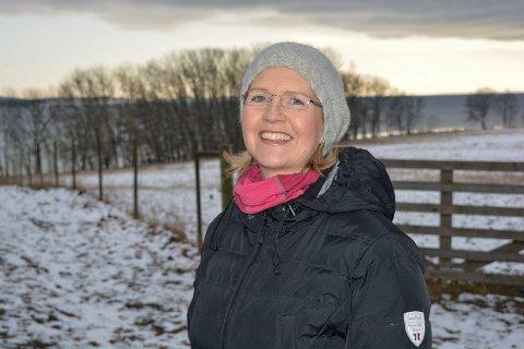 Birgitte Sterud fra Jeløy er gjenvalgt som leder av Viken MDG.