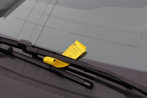 67 prosent av kontrollsanksjonene gitt i 2019 var til biler uten gyldig billett. Dette er hovedårsaken til at parkeringsbøter blir gitt i Moss.