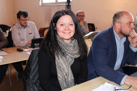 FORSLAG: Irene Beatrice Brevad (H) vil ha innsamlingsaksjon til inntekt for et stort, offentlig fyrverkeri i Moss på nyttårsaften. SVEIP OVER OG SE FLERE BILDER.