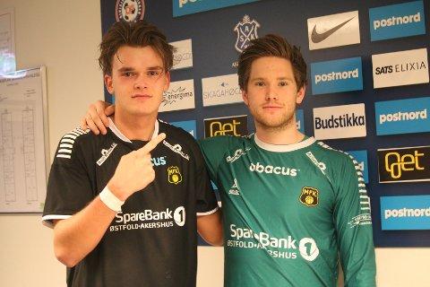 Christian Dahl, Anders Gundersen og resten av MFKs A-lag spås å have midt på tabellen ettr endt seriespill.