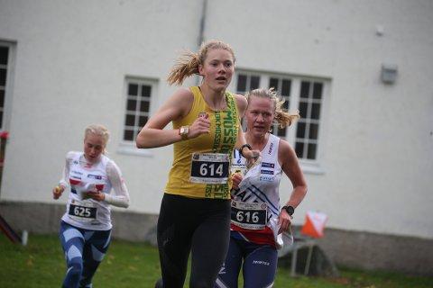 ALLTID I TOPPEN: Også på sesongens siste NM i daglys var Aurora Gjølsjø av de beste.