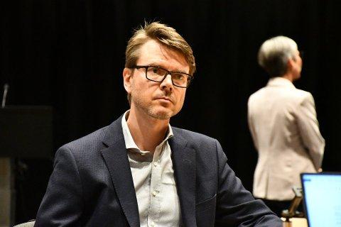 – FØLG SMITTEVERNRÅDENE: I løpet av den siste uka har ti personer fått påvist koronavirus i Moss. Kommuneoverlege Kristian Krogshus oppfordrer folk til å fortsette å følge smittevernrådene.