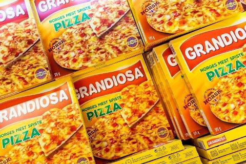 PIZZATEST: Denne uken har vi sett på prisene på pizza hos dagligvarekjedene.