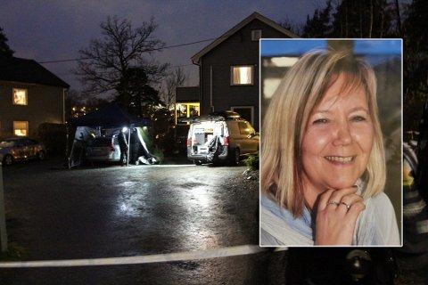 ÅSTED: Nina Helene Ellevold (56) ble drept i en firemannsbolig på Balaklava 26. november i fjor. En nå 31 år gammel mann ble pågrepet på adressen og sitter nå i Moss tingrett tiltalt for drap og mishandling av Ellevold etter hennes død.