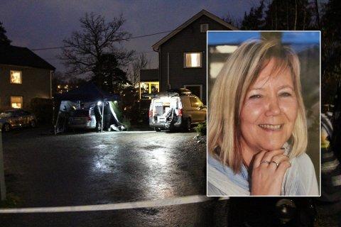 ÅSTED: Nina Helene Ellevold (56) ble drept i en firemannsbolig på Balaklava 26. november i fjor. En nå 31 år gammel mann ble pågrepet på adressen og er i Moss tingrett dømt for drap og mishandling av Ellevold etter hennes død.