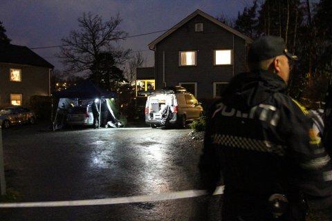 FUNNET I BILEN: Kvinnen som ble drept på Balaklava ble funnet i bagasjerommet på sin egen bil.