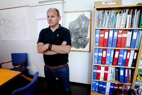 KORONA-AVLYSER: Ordfører Reidar Kaabbel vil redusere risikoen for koronasmitte-spredning og avlyser kommunestyrets møte.