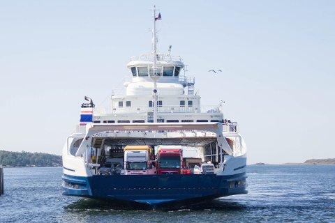 Bastø Fosen tar et nytt korona-grep for å hindre smitte på landets mest trafikkerte ferjestrekning.