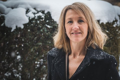 AVLYSER: Aktivitetsdagen i Nesparken er avlyst, forteller Kari Bunes, leder i Moss Idrettsråd.